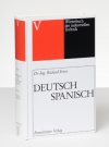 Wörterbuch der industriellen Technik Deutsch-Spanisch / Spanisch-Deutsch – CD / Download 2017